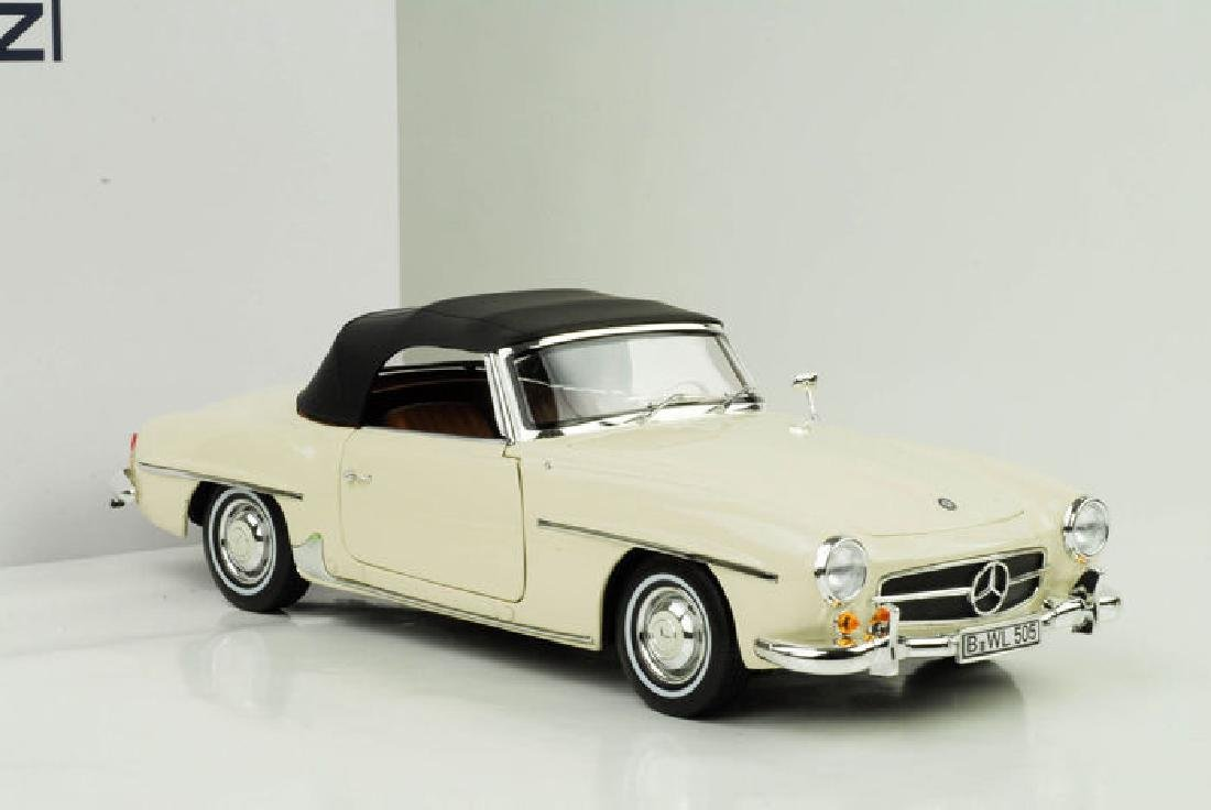 Norev Scale 1:18 Mercedes-Benz 190 SL 1957 - 2