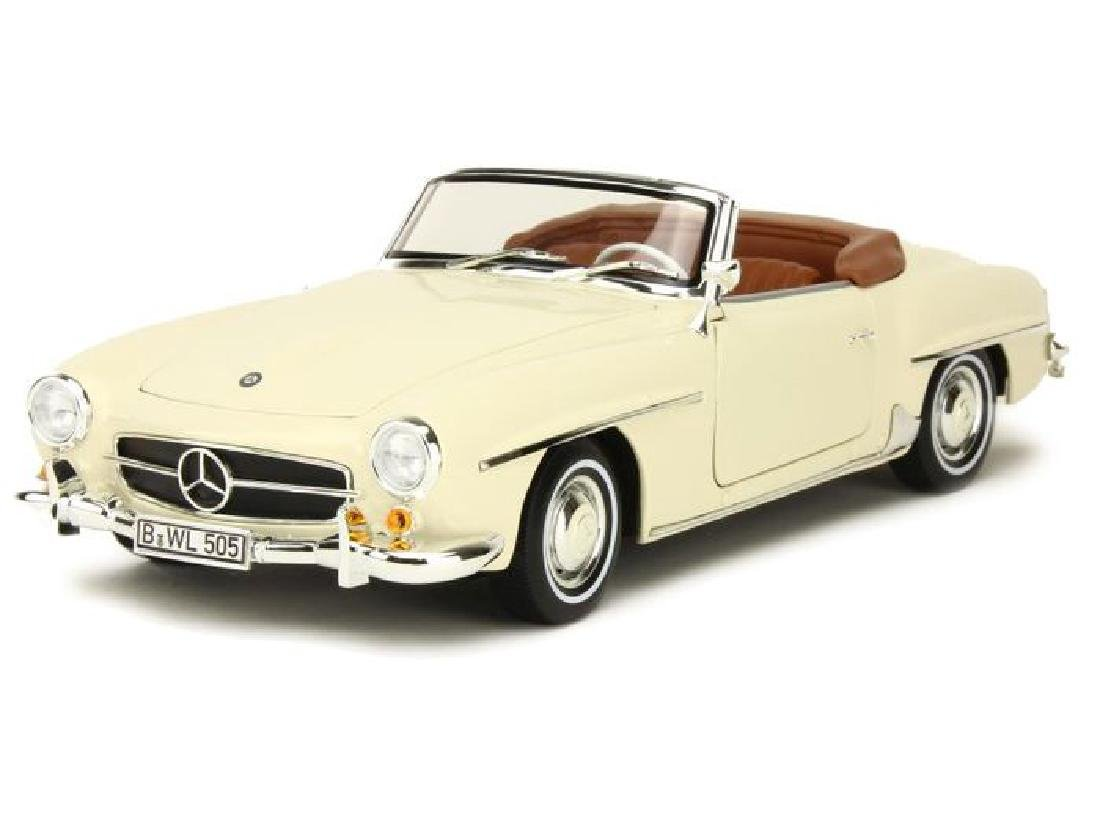 Norev Scale 1:18 Mercedes-Benz 190 SL 1957 - 7
