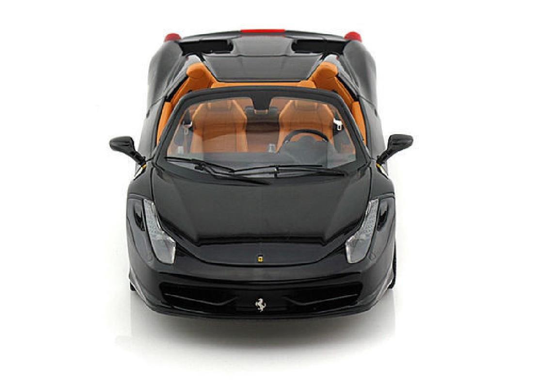 Hot Wheels Elite Scale 1:18 Ferrari 458 Spider - 2