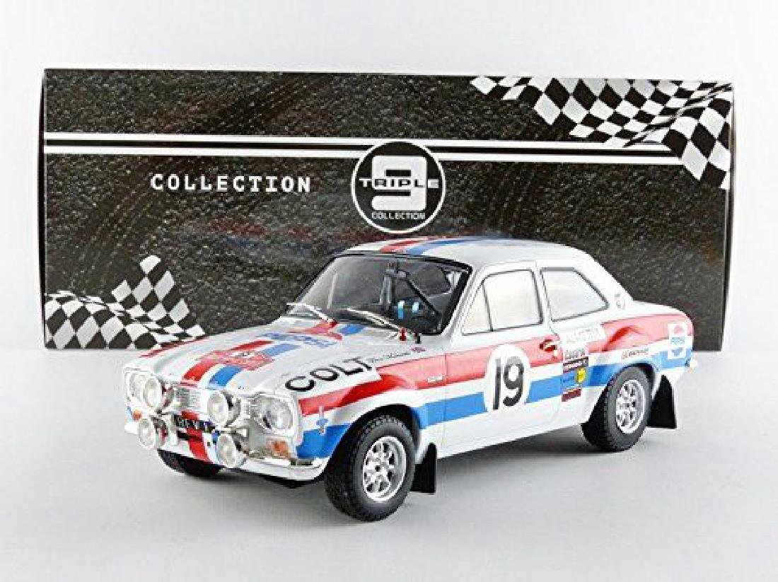 Triple 9 Collection Scale 1:18 Ford Escort MK1 19 Rally