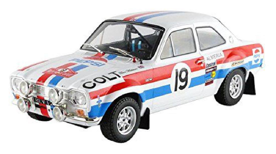 Triple 9 Collection Scale 1:18 Ford Escort MK1 19 Rally - 6