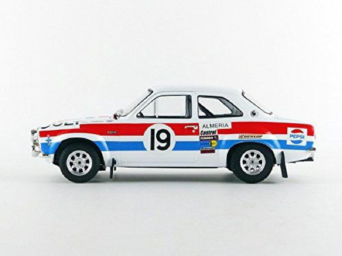 Triple 9 Collection Scale 1:18 Ford Escort MK1 19 Rally - 9