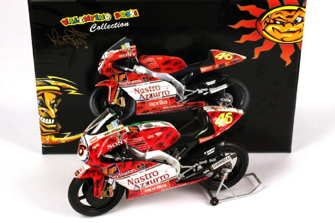 Minichamps Scale 1:12 Aprilia Team Aprilia Grand Prix