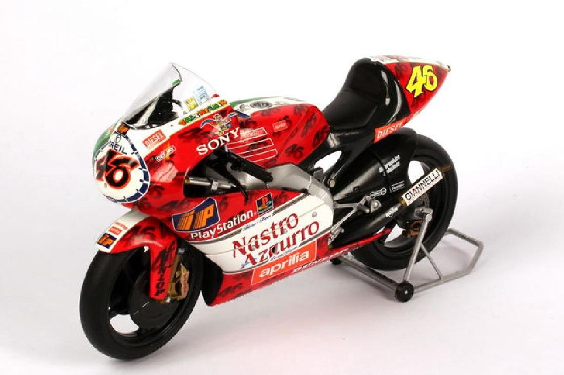 Minichamps Scale 1:12 Aprilia Team Aprilia Grand Prix - 3