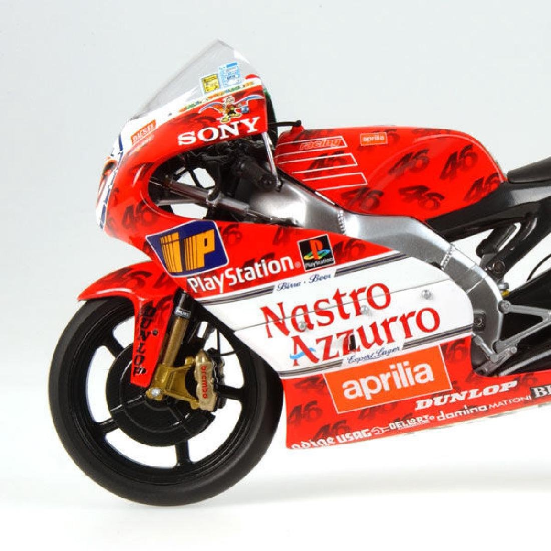 Minichamps Scale 1:12 Aprilia Team Aprilia Grand Prix - 5