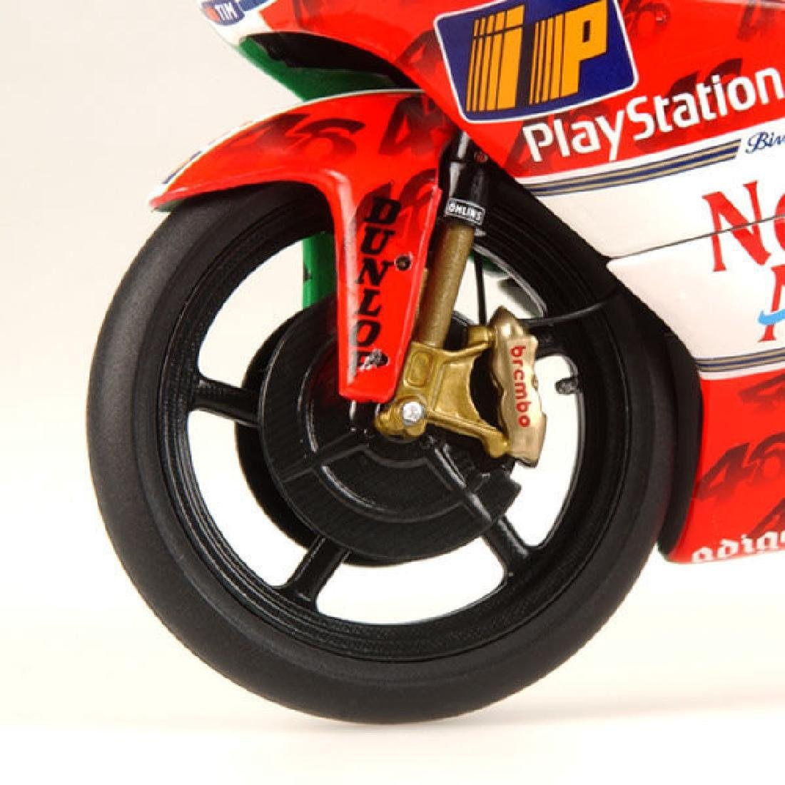 Minichamps Scale 1:12 Aprilia Team Aprilia Grand Prix - 6