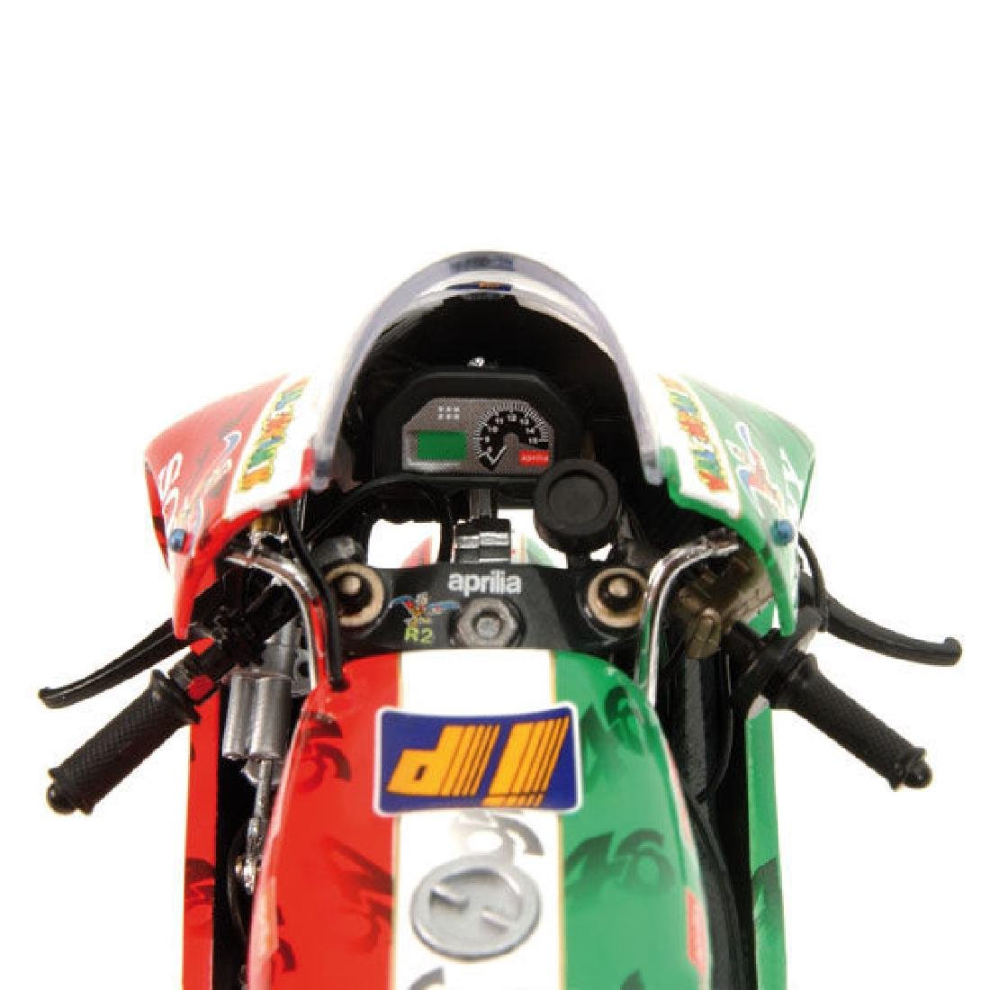 Minichamps Scale 1:12 Aprilia Team Aprilia Grand Prix - 8