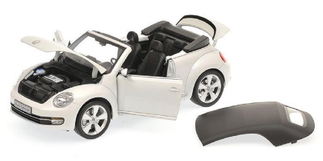 Kyosho Scale 1:18 Volkswagen The Beetle Convertible