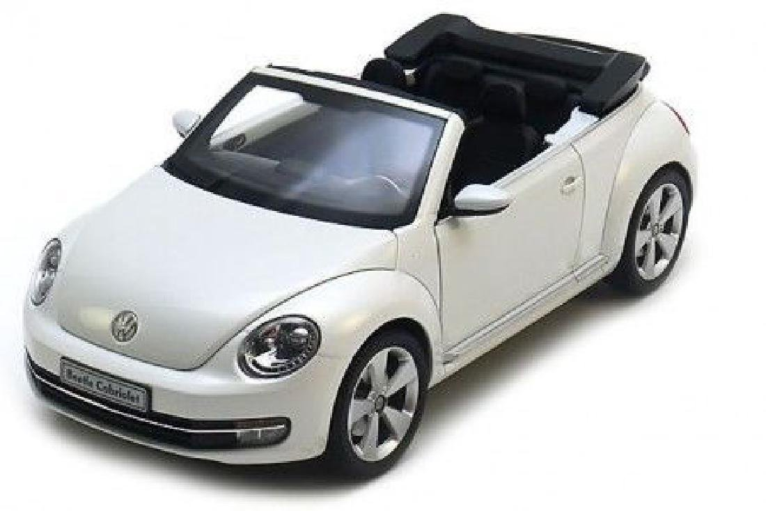 Kyosho Scale 1:18 Volkswagen The Beetle Convertible - 2