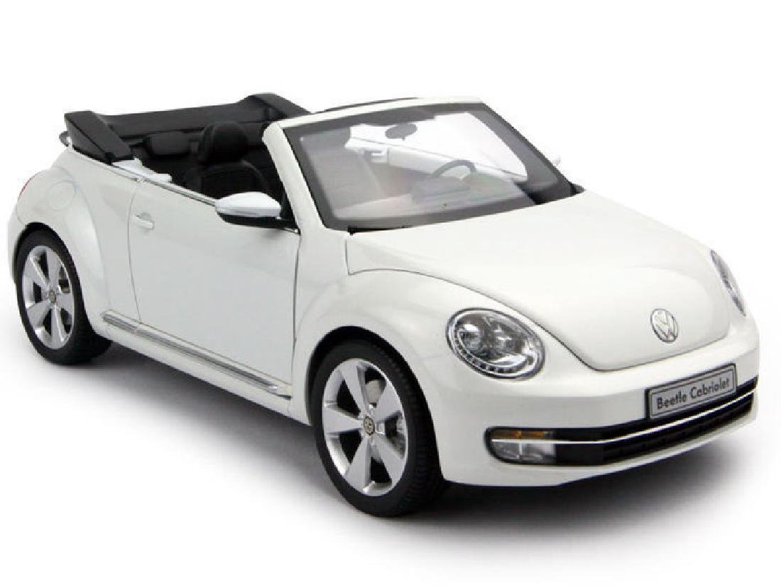 Kyosho Scale 1:18 Volkswagen The Beetle Convertible - 7