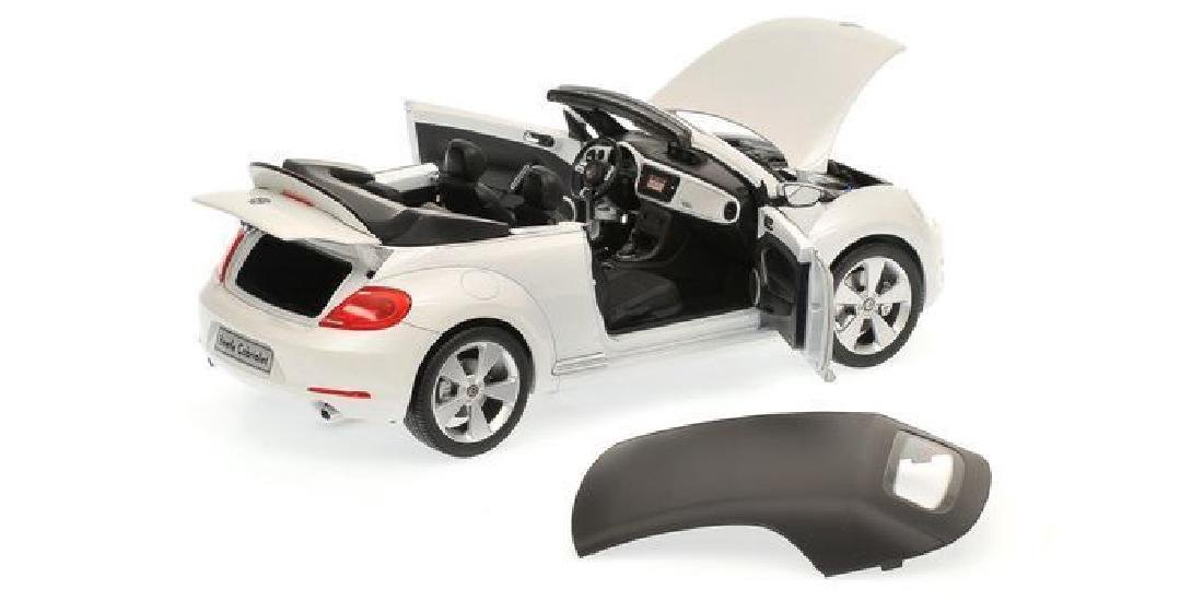 Kyosho Scale 1:18 Volkswagen The Beetle Convertible - 8