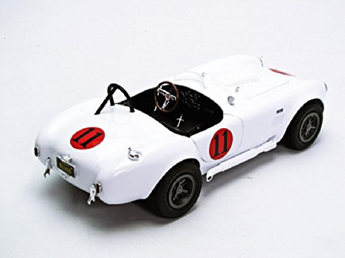 Spinout Elvis Presley Auto World Scale 1:18 1965 Shelby - 10