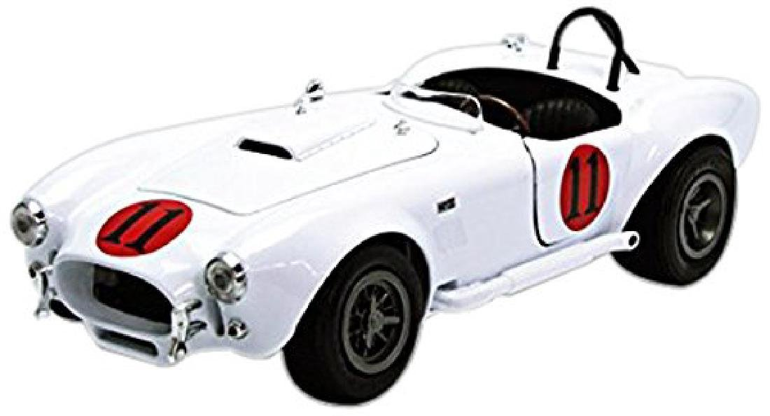 Spinout Elvis Presley Auto World Scale 1:18 1965 Shelby - 2