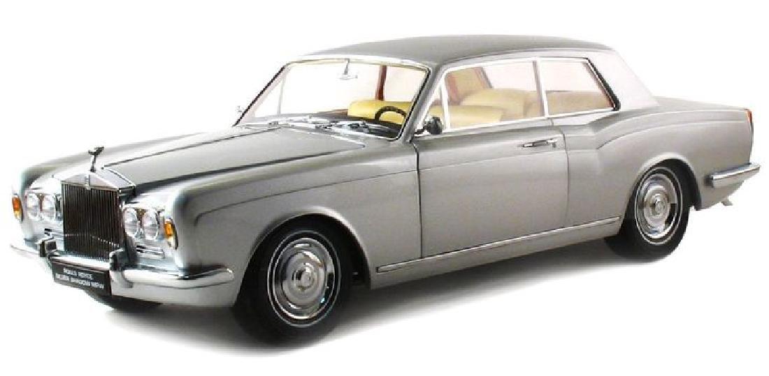 Paragon Models Scale 1:18 Rolls-Royce Silver Shadow