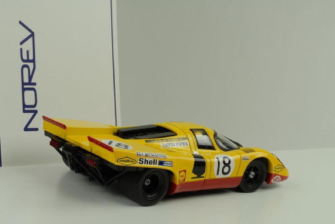 Norev Scale 1:18 Porsche 917K #18 24h Le Mans 1970 - 10