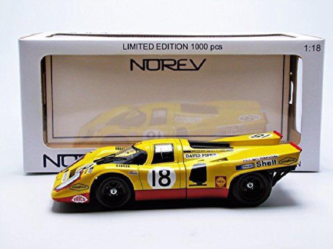 Norev Scale 1:18 Porsche 917K #18 24h Le Mans 1970