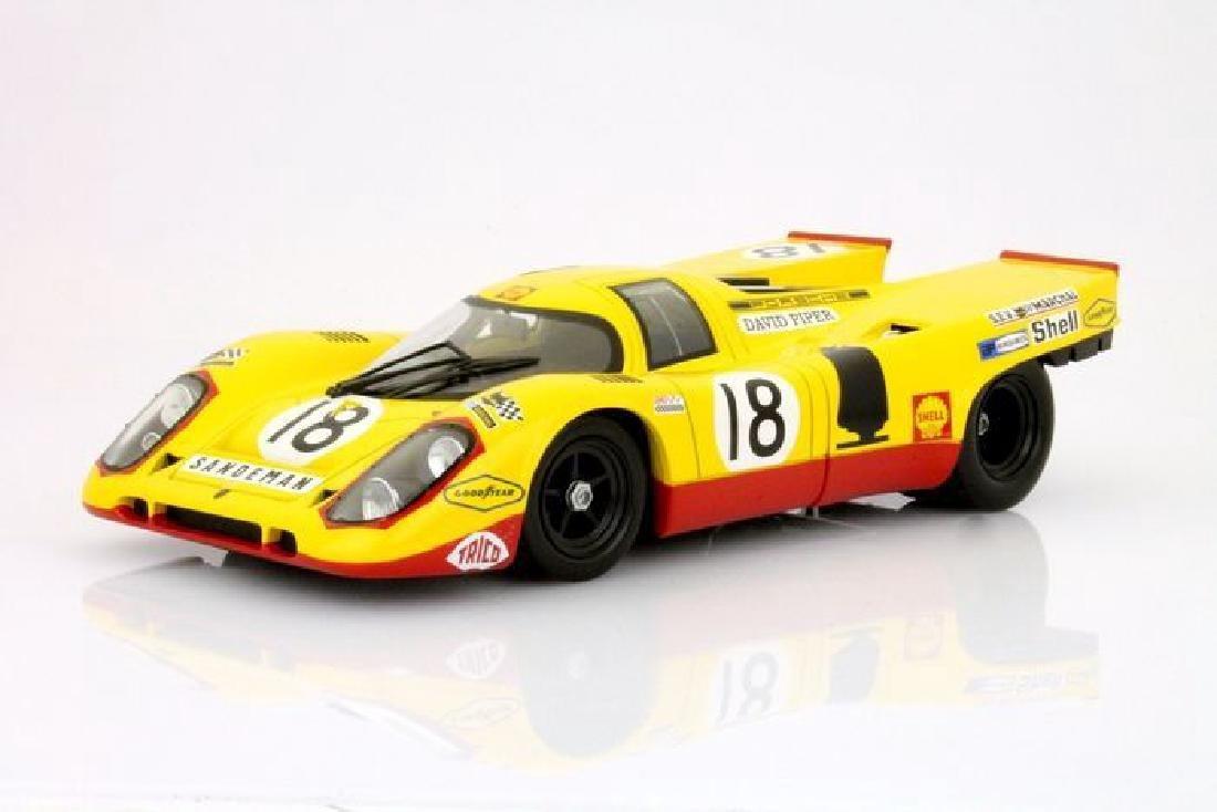Norev Scale 1:18 Porsche 917K #18 24h Le Mans 1970 - 3