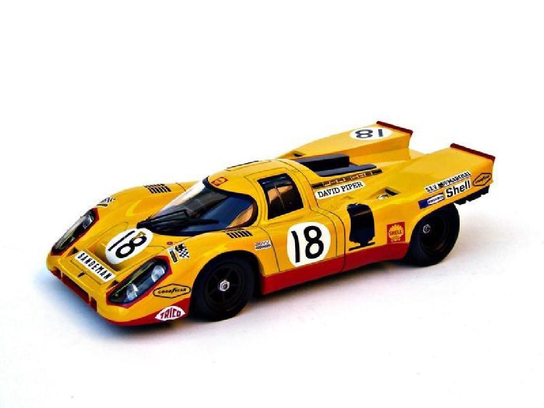 Norev Scale 1:18 Porsche 917K #18 24h Le Mans 1970 - 5