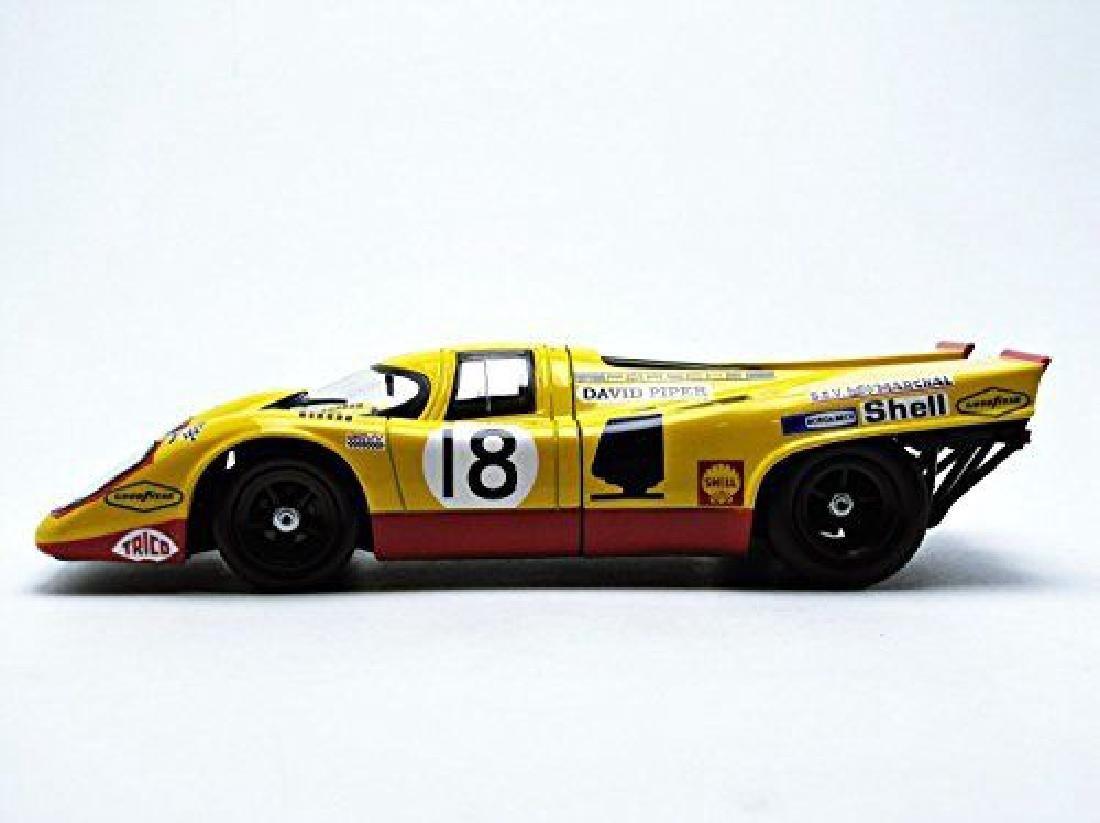Norev Scale 1:18 Porsche 917K #18 24h Le Mans 1970 - 6