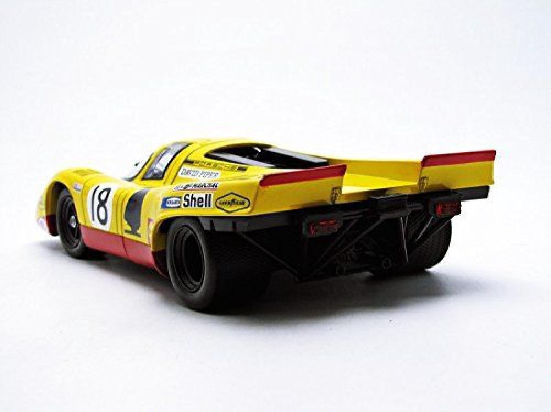 Norev Scale 1:18 Porsche 917K #18 24h Le Mans 1970 - 7