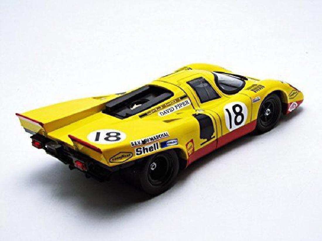 Norev Scale 1:18 Porsche 917K #18 24h Le Mans 1970 - 9