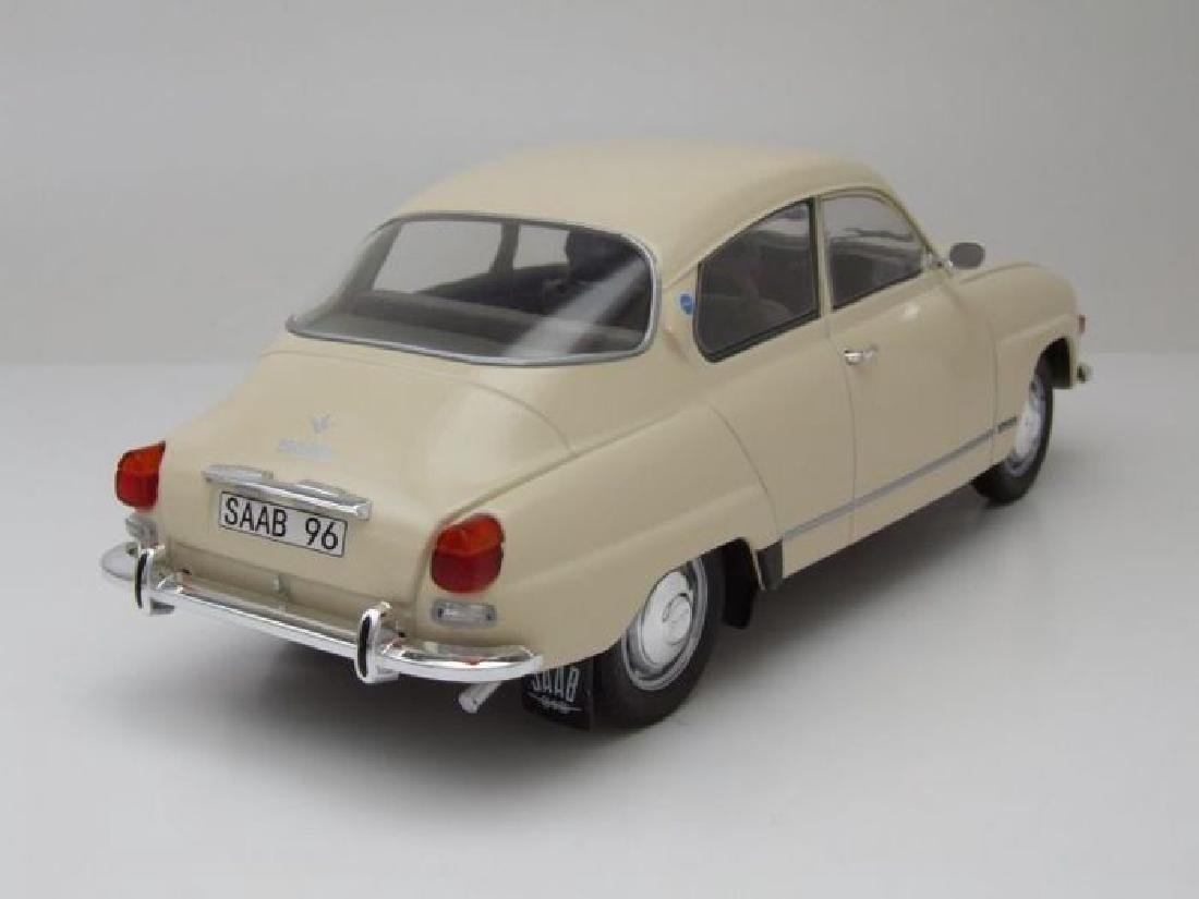 Model Car Group Scale 1:18 Saab 96 V4 - 10