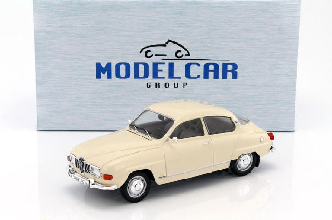 Model Car Group Scale 1:18 Saab 96 V4