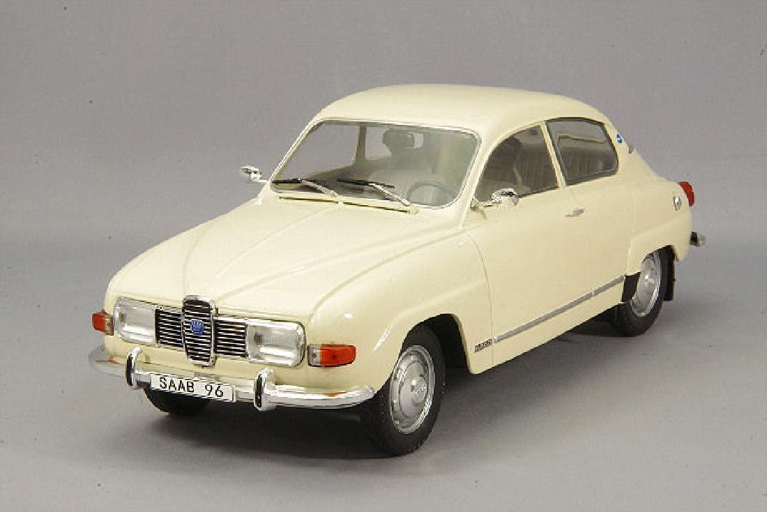 Model Car Group Scale 1:18 Saab 96 V4 - 3