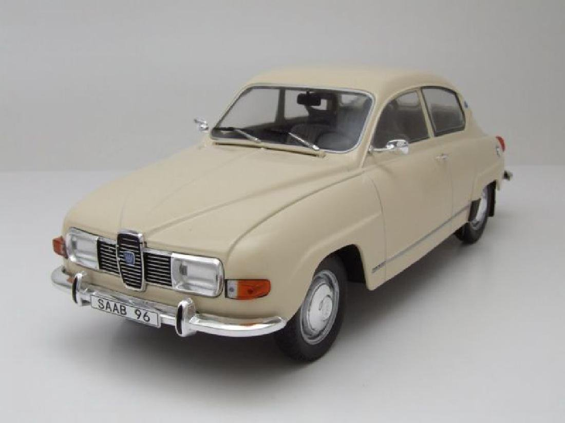 Model Car Group Scale 1:18 Saab 96 V4 - 4