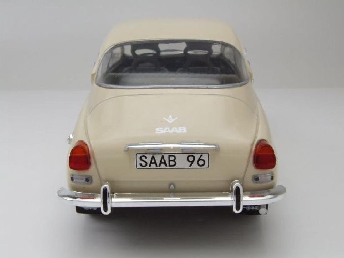 Model Car Group Scale 1:18 Saab 96 V4 - 9