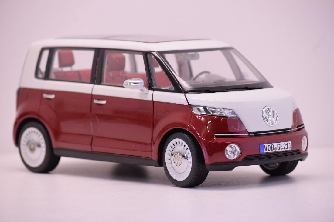 Norev Scale 1:18 Volkswagen Bulli - 10