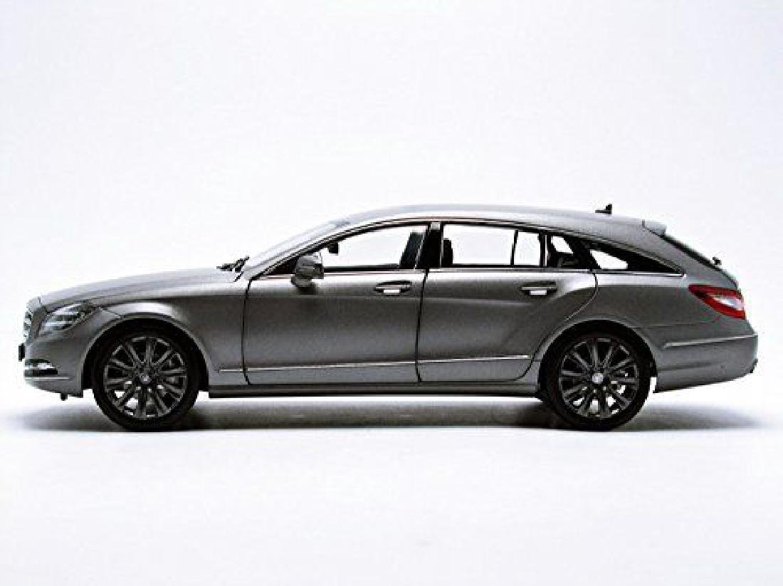 Norev Scale 1:18 Mercedes-Benz CLS-Class Shooting Brake - 8