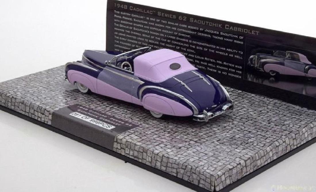 Minichamps Scale 1:43 Cadillac Series 62 Saoutchik - 7