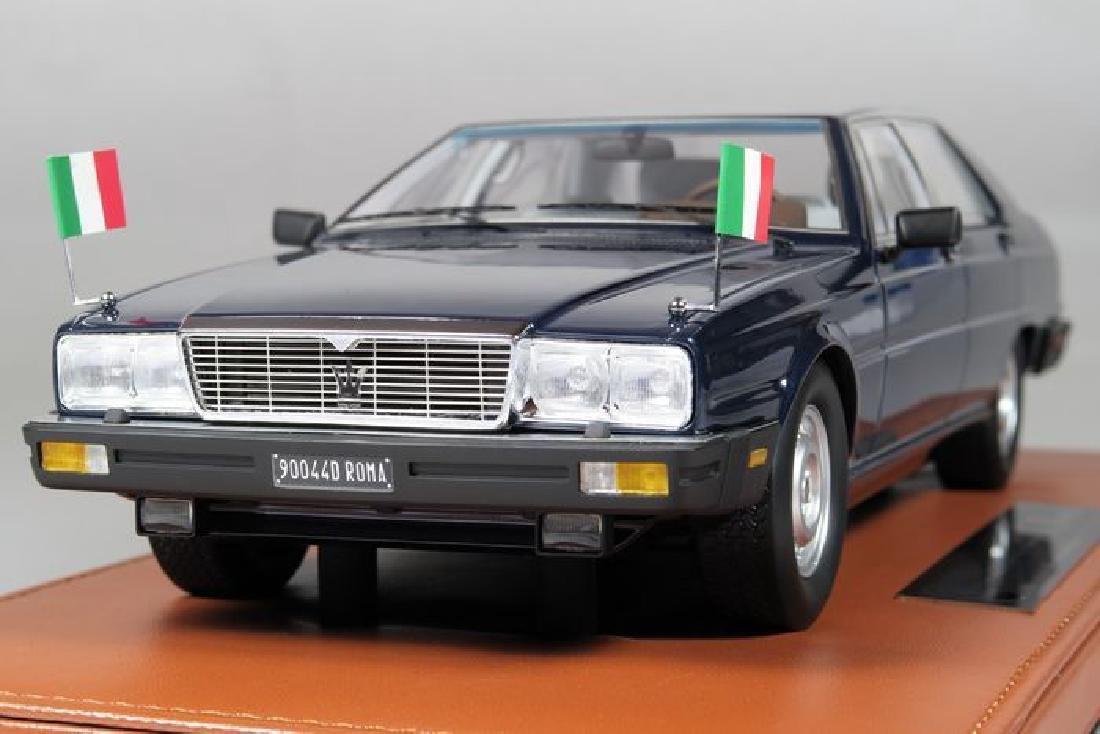 Top Marques Scale 1:18 Maserati Quattroporte - 3
