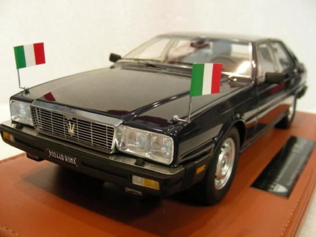 Top Marques Scale 1:18 Maserati Quattroporte - 4