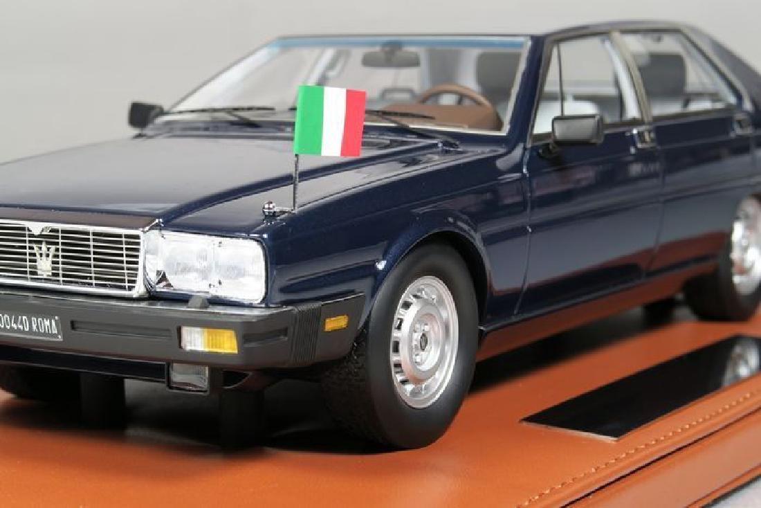 Top Marques Scale 1:18 Maserati Quattroporte - 5