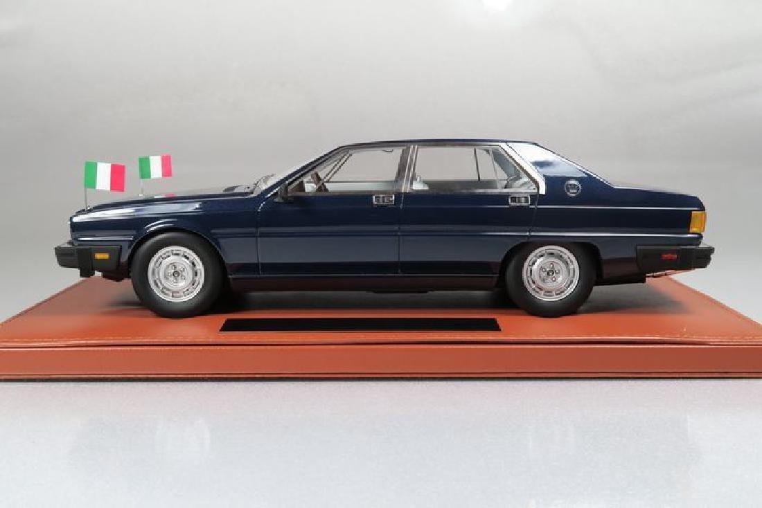 Top Marques Scale 1:18 Maserati Quattroporte - 7