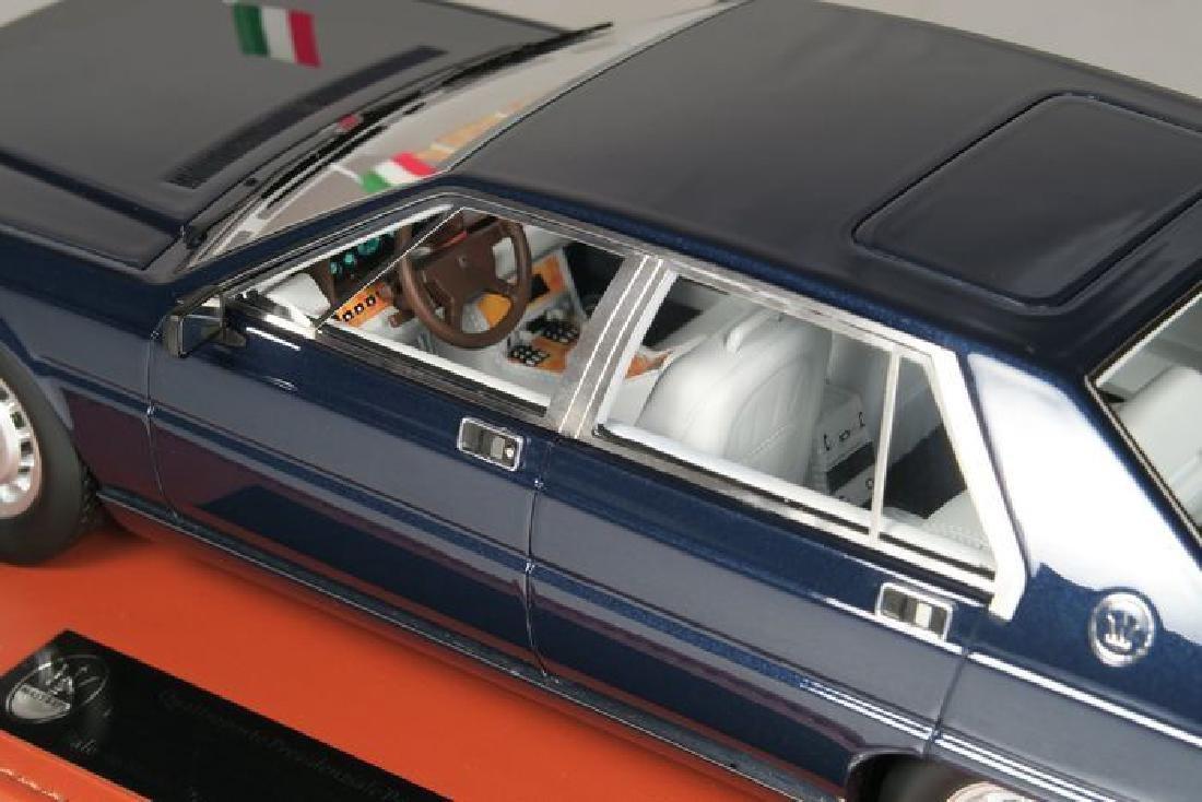 Top Marques Scale 1:18 Maserati Quattroporte - 9