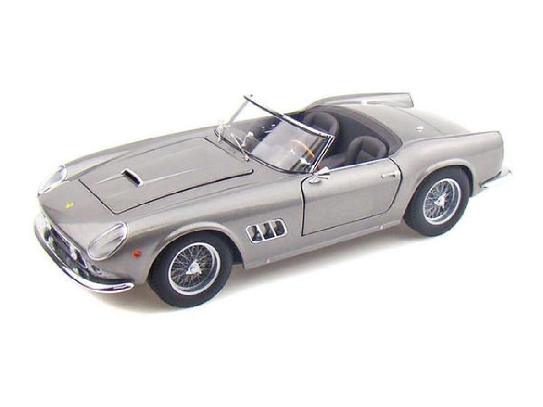 Hot Wheels Elite Scale 1:18 Ferrari 250 Cali Spider