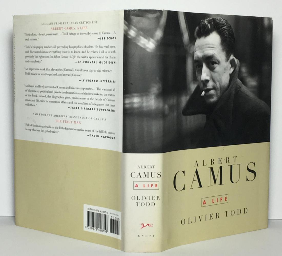 Albert Camus, A Life Olivier Todd