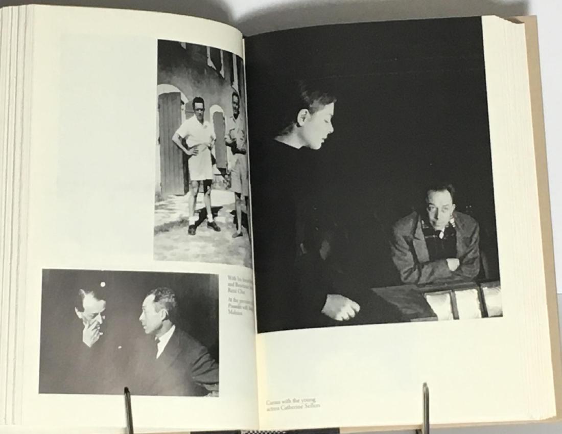 Albert Camus, A Life Olivier Todd - 3