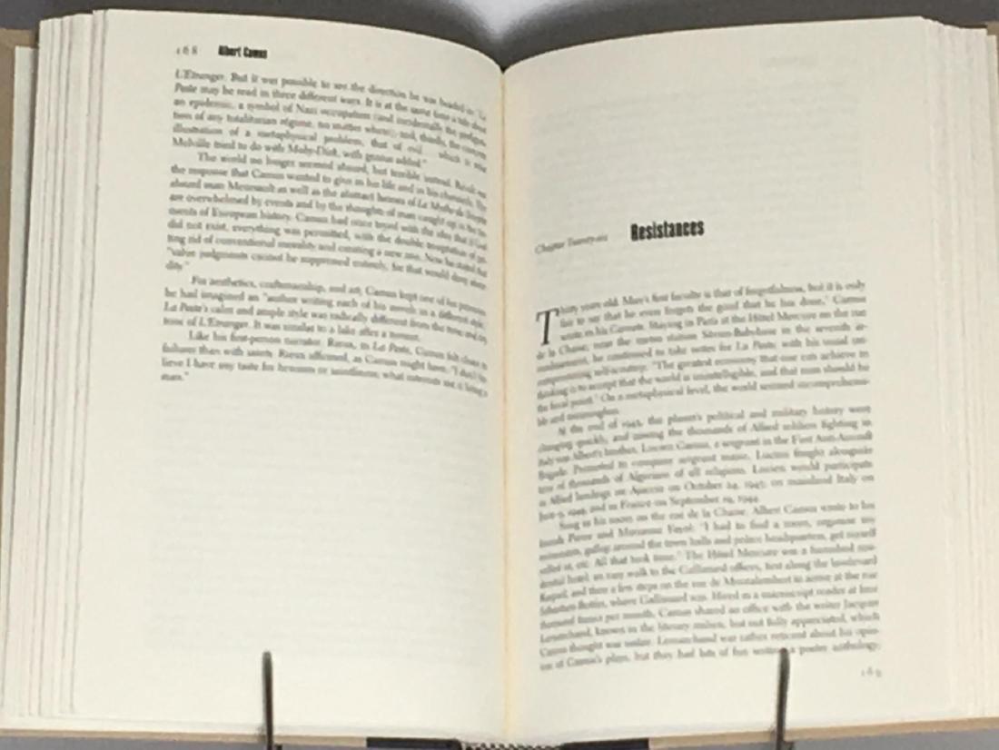 Albert Camus, A Life Olivier Todd - 4