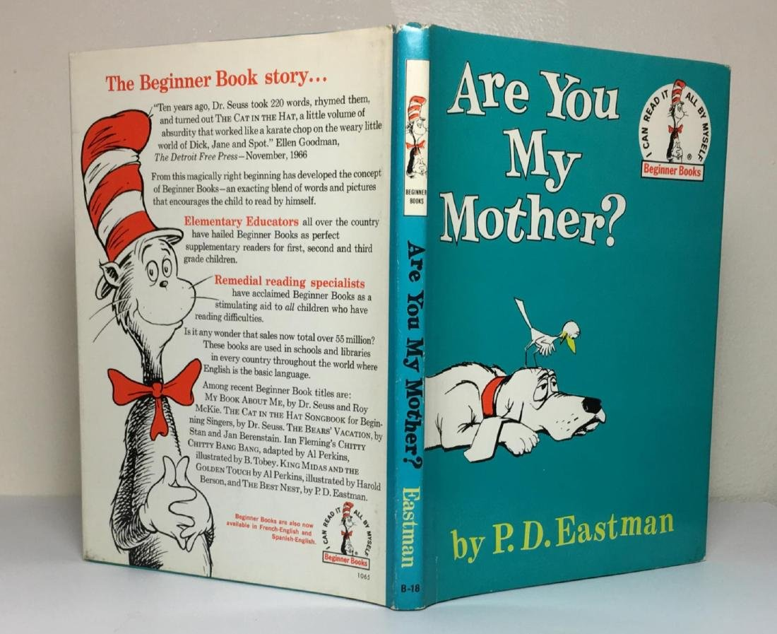 Are You My Mother? P. D. Eastman