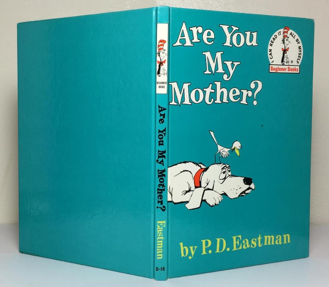 Are You My Mother? P. D. Eastman - 2
