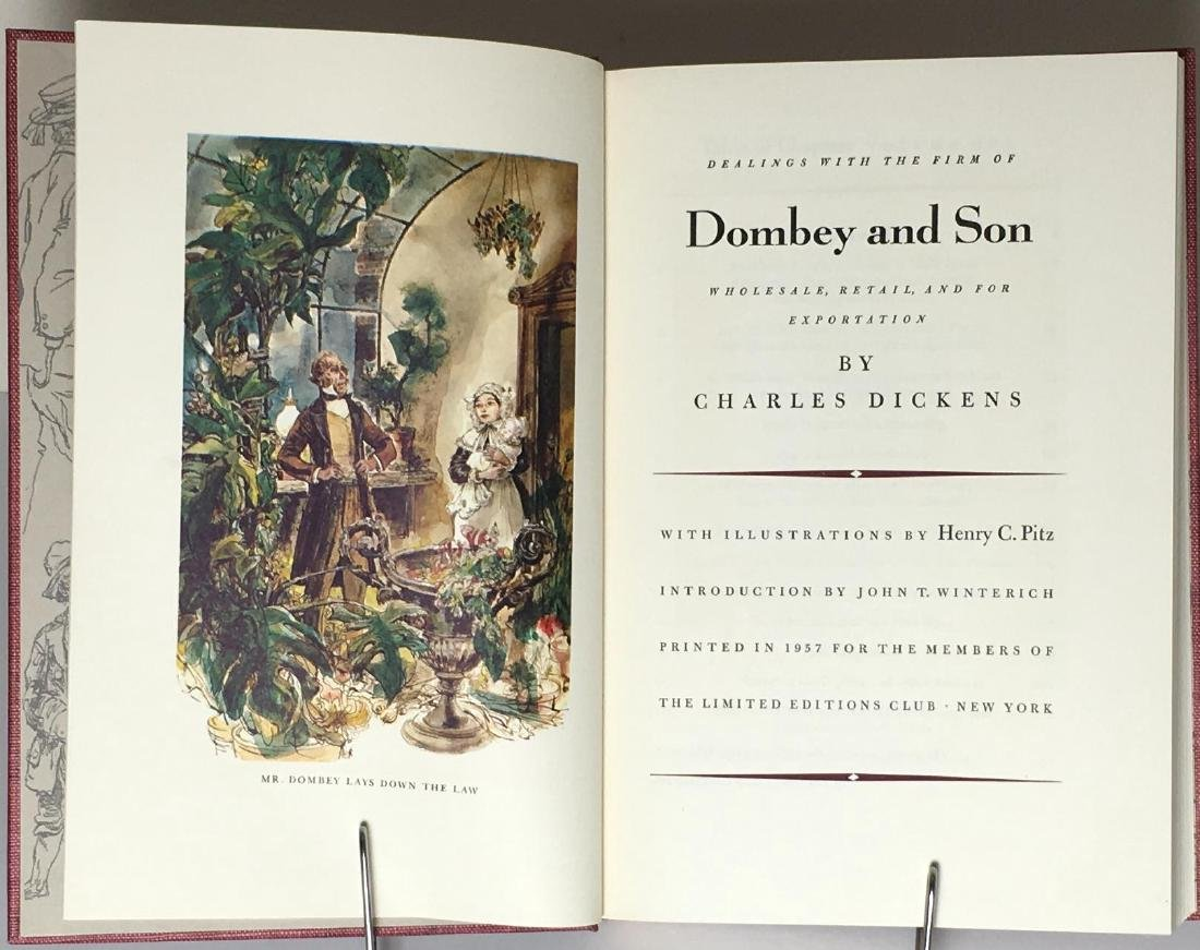 Dombey & Son Charles Dickens - 3