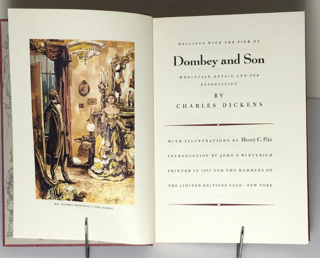 Dombey & Son Charles Dickens - 5