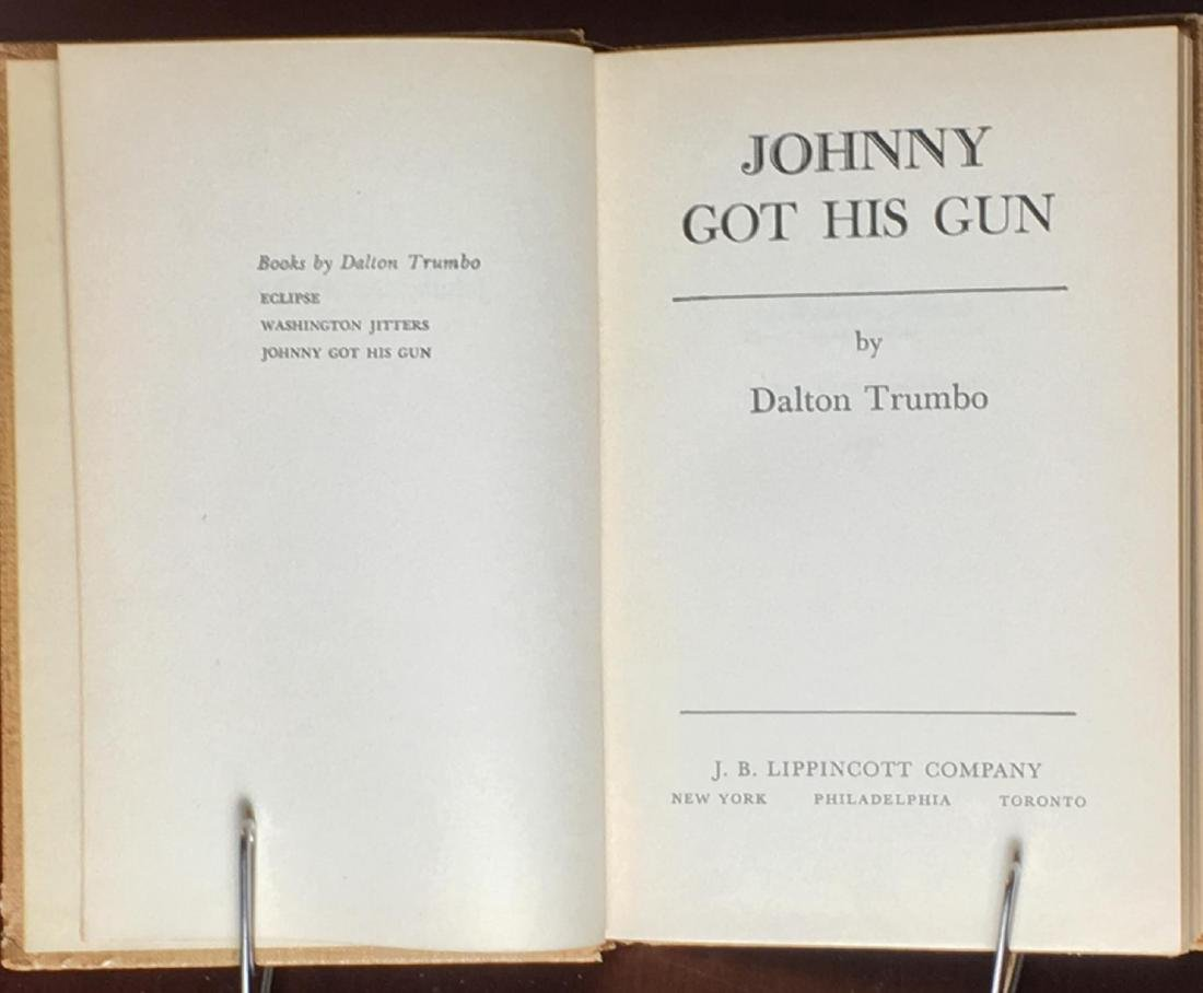 Johnny Got His Gun Dalton Trumbo - 2