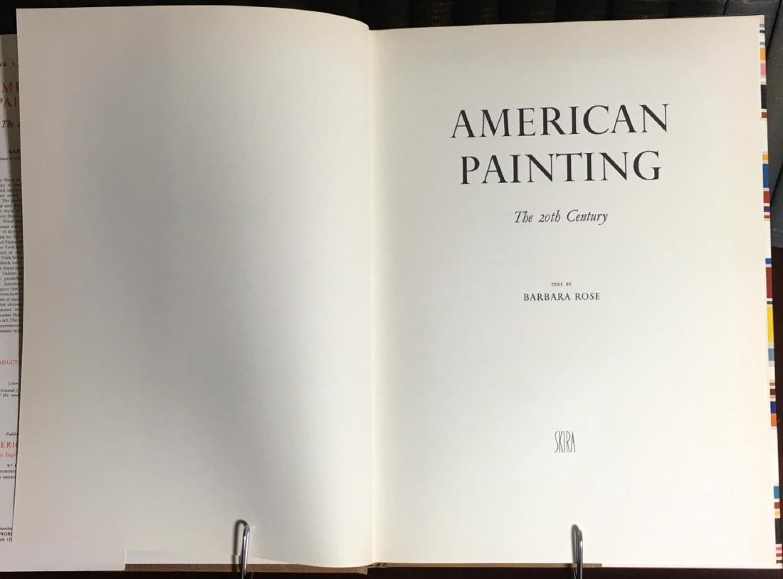 American Painting, Twentieth Century Barbara Rose - 2
