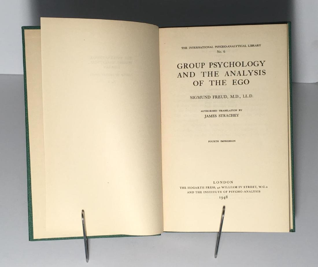 Group Psychology and the Analysis of Ego Sigmund Freud - 3