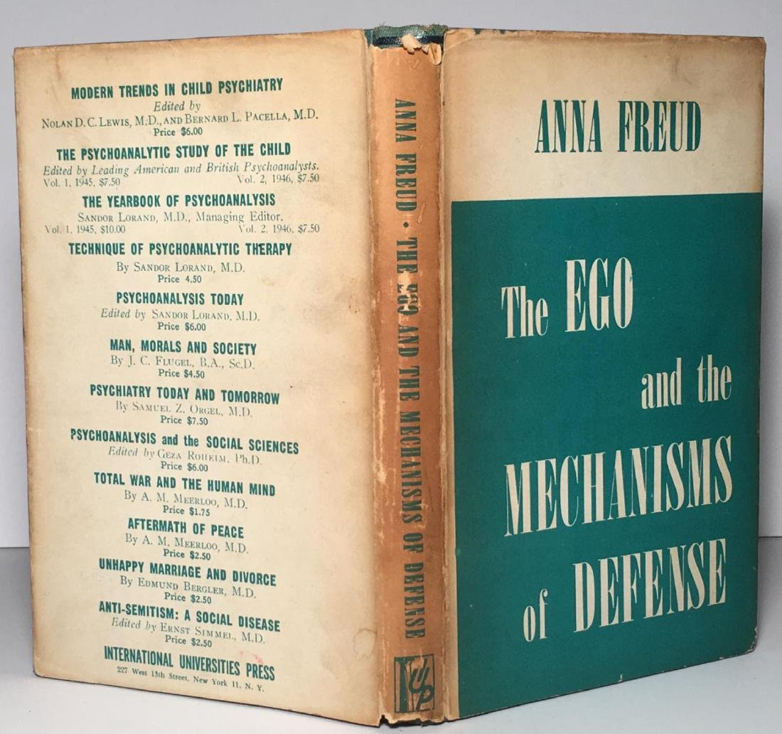 The Ego and the Mechanisms of Defense Anna Freud